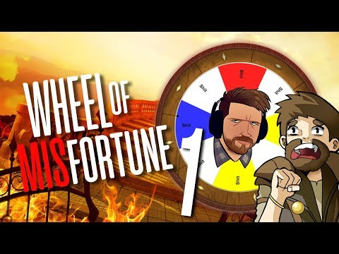 THE WHEEL OF MISFORTUNE - 3on3 Freestyle / The Forest / Stay Close