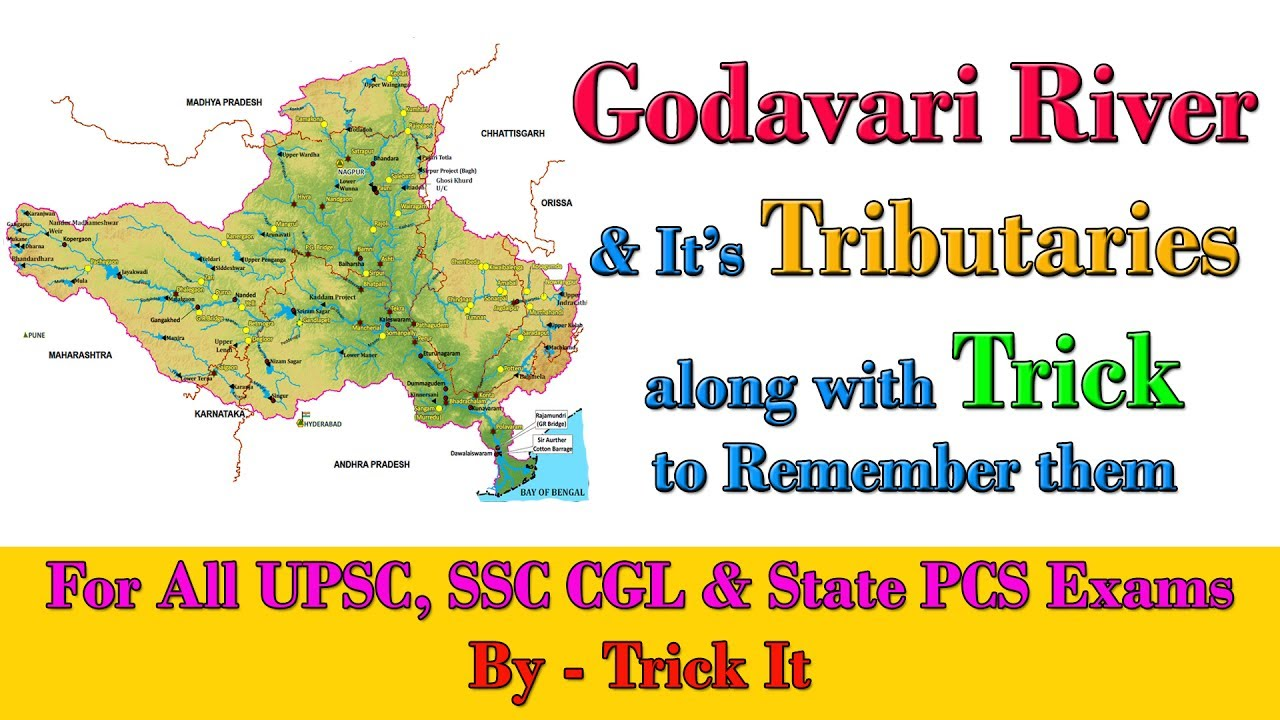 essay on godavari river in telugu language