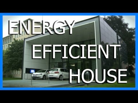 The Energy Efficient House in 60 Seconds | Fully Charged