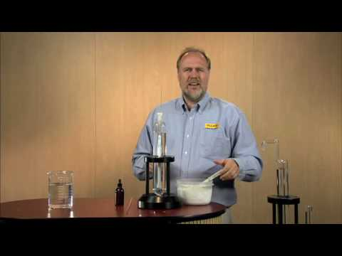 How to Realize a Triple Point of Water Cell: Fluke Calibration