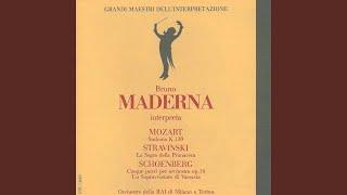 Symphony No. 18 in F Major, K. 130: III. Menuetto - Trio