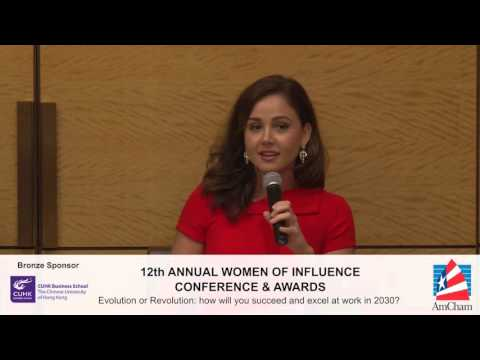 Women of Influence Conference & Awards 2015 - The Future of Work