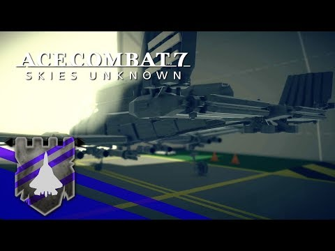 Ace Combat 7: E3 2018 Trailer but in BESIEGE v 0.67 | Theater of Flights #82