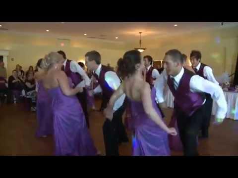 The Best Bridal Party Dance