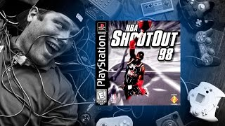 NBA Shootout 98 - Sony Playstation (PS1) - Episode 4 - Retro Sports Gamer