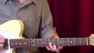 El gran secreto de la guitarra rítmica de Blues - Pedro Bellora