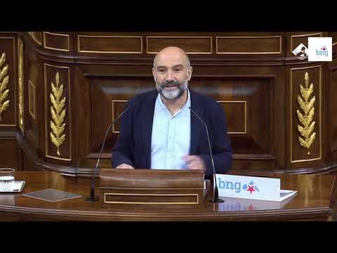 """Néstor Rego: """"O réxime do 78 é un pozo sen fondo de corrupción e podremia. E non é reformábel"""""""
