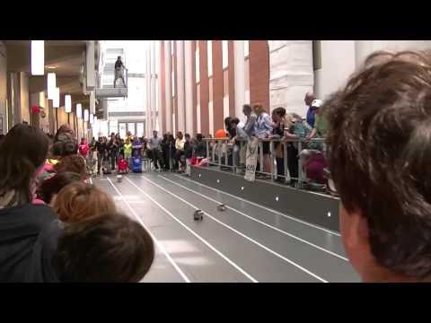 2014 US Middle School Science Team, Buffalo Jr. Solar Sprint Races 556