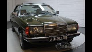 Mercedes-Benz 280CE Coupé W123 1981 Mango Grün -VIDEO- www.ERclassics.com