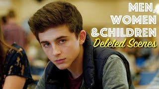 Timothée Chalamet - Men, Women & Children (2014) [Deleted Scenes]
