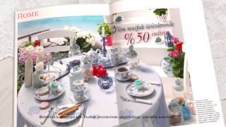 English Home Mutfak Ürünleri Kampanyası