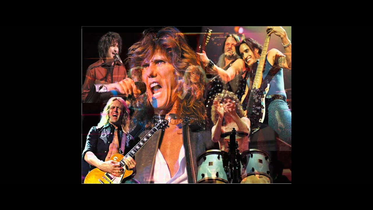 youtube whitesnake: