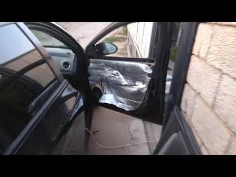 Поменял динамики передние Chevrolet Cruze