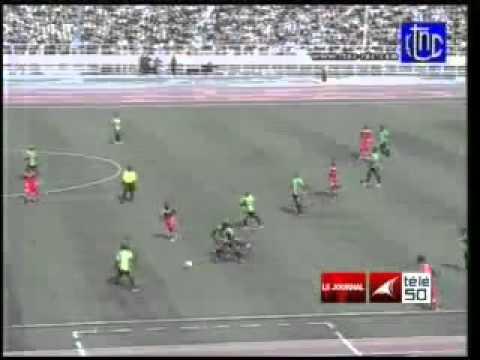 CAF CL. AS Vita Club vs Dynamic (Togo) 3-0 TELE 50.--- 18 Fevrier 2013.