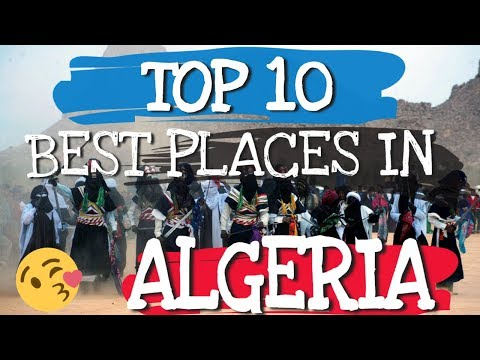 Algeria Points of Interest and Algeria Holiday Destination.