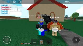 Playing with luk luk in roblox (diaper edition) 3a