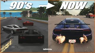 Need For Speed 1994 to 2019 Gameplay Evolution (From The Need For Speed (1) to NFS Heat) [4K]