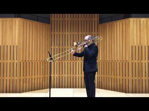 Bass trombone audition excerpts: