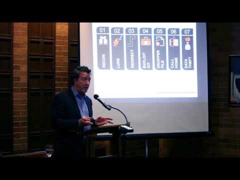 Steve Hawkins on Financial Cyber Security