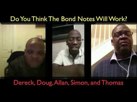 Do You Think The Zimbabwe Bond Notes Will Work?