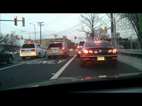 Driving Around New Jersey