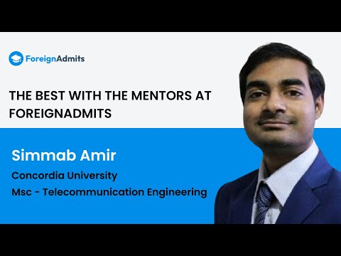 What is the scope of Telecommunication Engineering? | Simmab Amir | Concordia University
