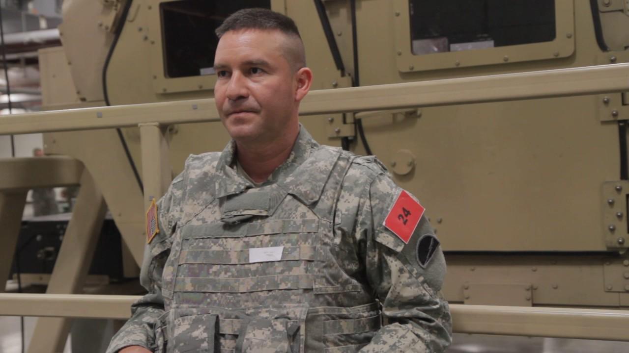 Sgt 1st Class Jose Zelondoncastillo 78th Training Division 84th Command Best Warrior