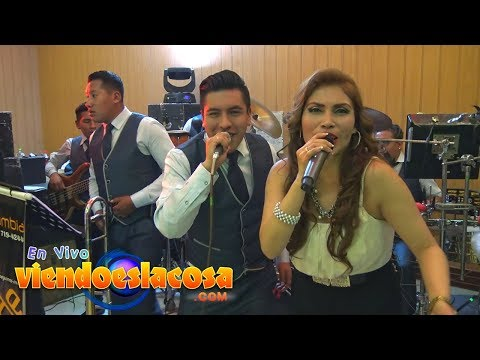 VIDEO: A FLOR DE CUMBIA - Coco Jambo ¡En VIVO! - WWW.VIENDOESLACOSA.COM