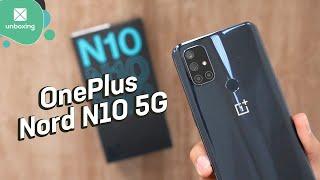 OnePlus Nord N10 5G   Unboxing en español