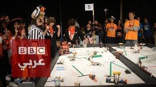 طلاب لبنانيين أبطال العالم في مسابقة خاصة بالروبوتات |فورتك|