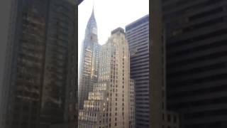 One bedroom presidential suite at Wyndham 45 in New York City