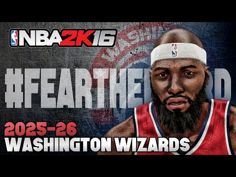 """NBA 2K16: Wizards MyGM ep. 91 - """"Race in the Southeast"""""""