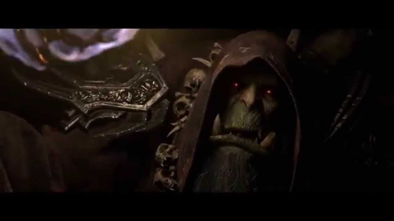 《魔獸世界:軍臨天下》預告片 - YouTube