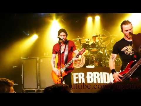 Alter Bridge Crows on a Wire Live HD HQ Audio!!! Starland Ballroom
