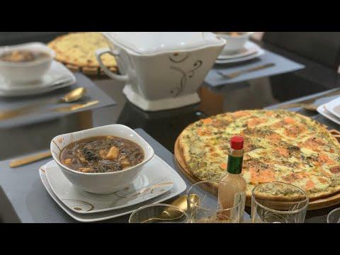 soupe-chinoise-|-pizza-saumon-fumÉ-|-pizza-4-fromages