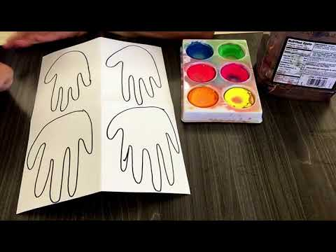 Andy Warhol paintings for kinder