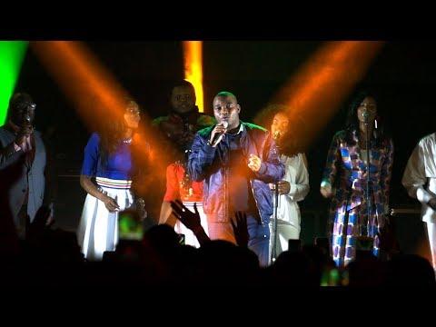 HENRI PAPA MULAJA - YAWEH (LIVE PARIS)