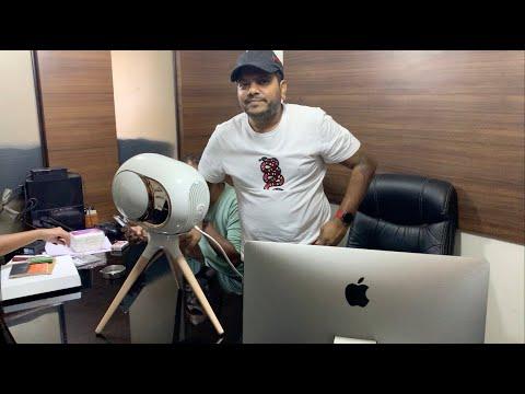 Devialet Phantom Gold Speaker Review & Unboxing Video By  Gadget Guru Yatin Shah -Mg Vip Lounge.
