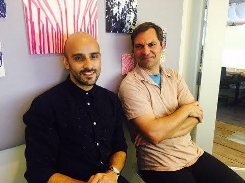 Live Office Hours w/ IDEO Design Directors Sina Mossayeb + Ilya Prokopoff