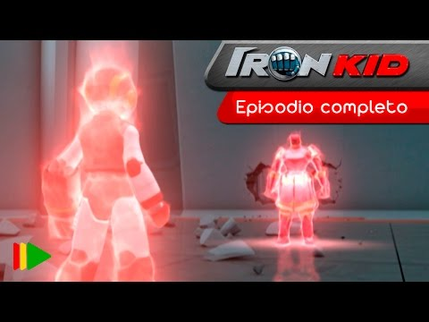 Iron Kid (Español) - 26 - La última Batalla (Segunda Parte)