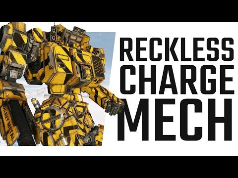"Reckless Charge Mech - The Highlander ""Heavy Metal"" - Mechwarrior Online The Daily Dose #653"