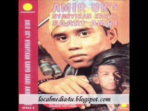 Amir Uk's Nyanyikan Karya Saari Amri - Lamunan Terhenti