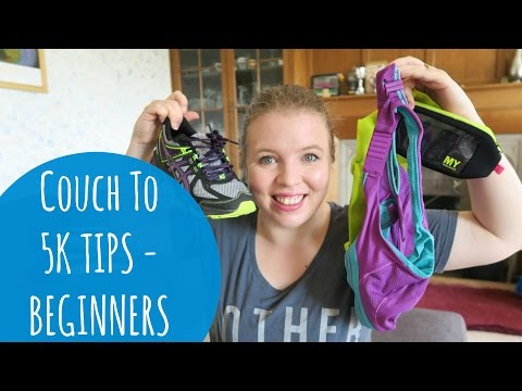 COUCH TO 5K TIPS FOR BEGINNERS