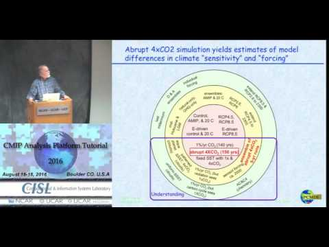 Layout of CMIP5 experiments: what are they for? (K. Taylor, LLNL)
