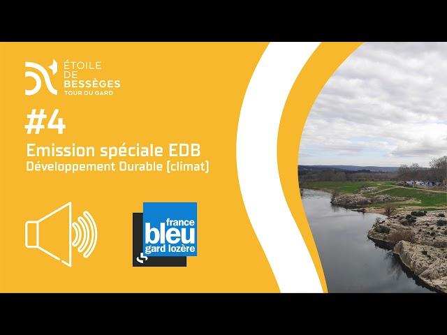 #4-Emission spéciale Étoile de Bessèges - France bleu Gard Lozère