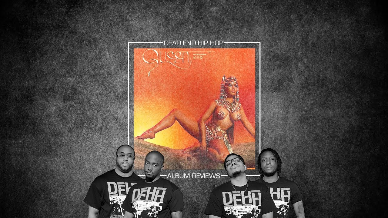 Nicki Minaj - Queen Album Review | DEHH