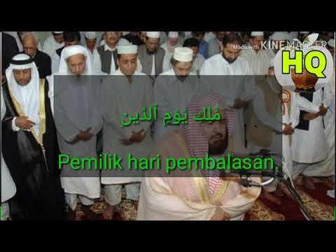 page-001-surah-al-fatihah-merdu-syeikh-abdurrahman-as-sudais