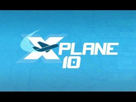 X-Plane 10 Flight Simulator gameplay android +download