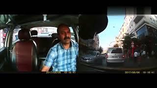 Araç İçi Kamera Çekimi Kazalar Türkiye 2017