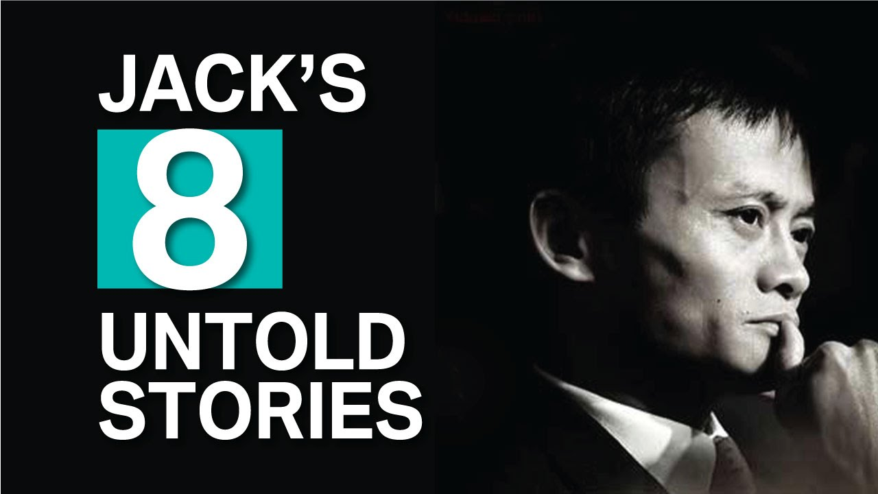 Interview Jack Ma Speech 馬雲 The 8 Secrets Of Alibaba Ceo Hd